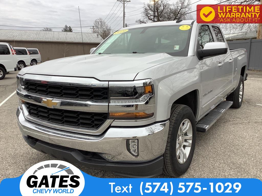 2019 Silverado 1500 Double Cab 4x4, Pickup #M5689 - photo 3