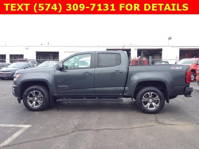 2017 Colorado Crew Cab 4x4, Pickup #M5711A - photo 5