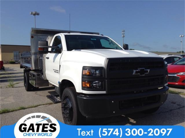 2019 Silverado 4500 Regular Cab DRW 4x2, Monroe MTE-Zee SST Series Dump Body #M5723 - photo 3