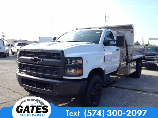 2019 Silverado Medium Duty DRW 4x2,  Monroe Dump Body #M5723 - photo 1