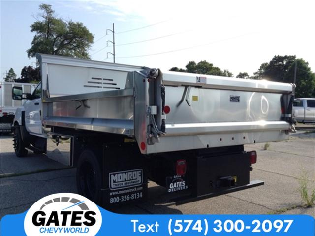 2019 Silverado 4500 Regular Cab DRW 4x2, Monroe MTE-Zee SST Series Dump Body #M5723 - photo 2