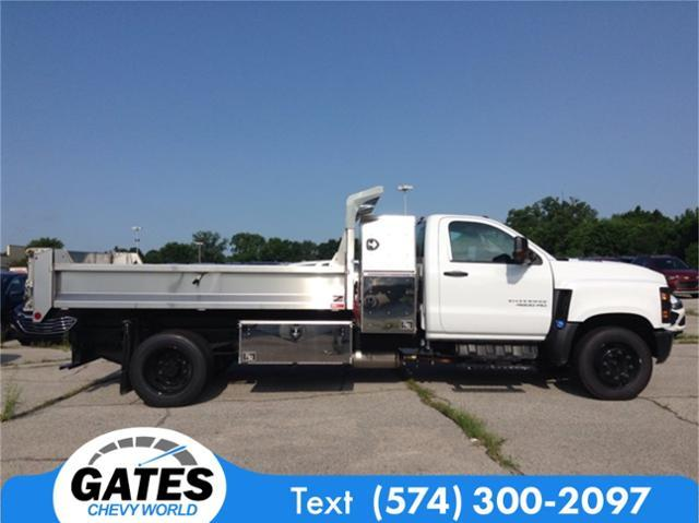 2019 Silverado 4500 Regular Cab DRW 4x2, Monroe MTE-Zee SST Series Dump Body #M5723 - photo 5