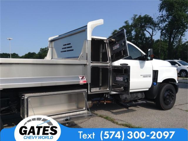 2019 Silverado 4500 Regular Cab DRW 4x2, Monroe MTE-Zee SST Series Dump Body #M5723 - photo 6