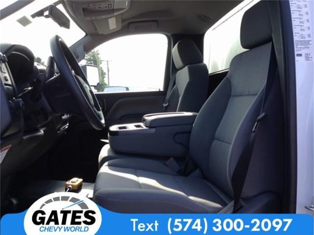 2019 Silverado 4500 Regular Cab DRW 4x2, Monroe MTE-Zee SST Series Dump Body #M5723 - photo 9