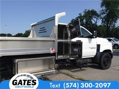 2019 Silverado 4500 Regular Cab DRW 4x2, Monroe MTE-Zee SST Series Dump Body #M5723 - photo 6