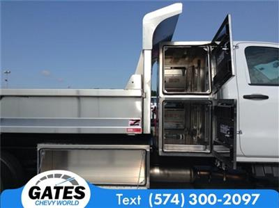 2019 Silverado 4500 Regular Cab DRW 4x2, Monroe MTE-Zee SST Series Dump Body #M5723 - photo 7