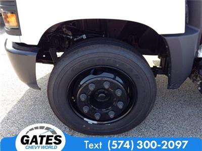 2019 Silverado 4500 Regular Cab DRW 4x2, Monroe MTE-Zee SST Series Dump Body #M5723 - photo 18