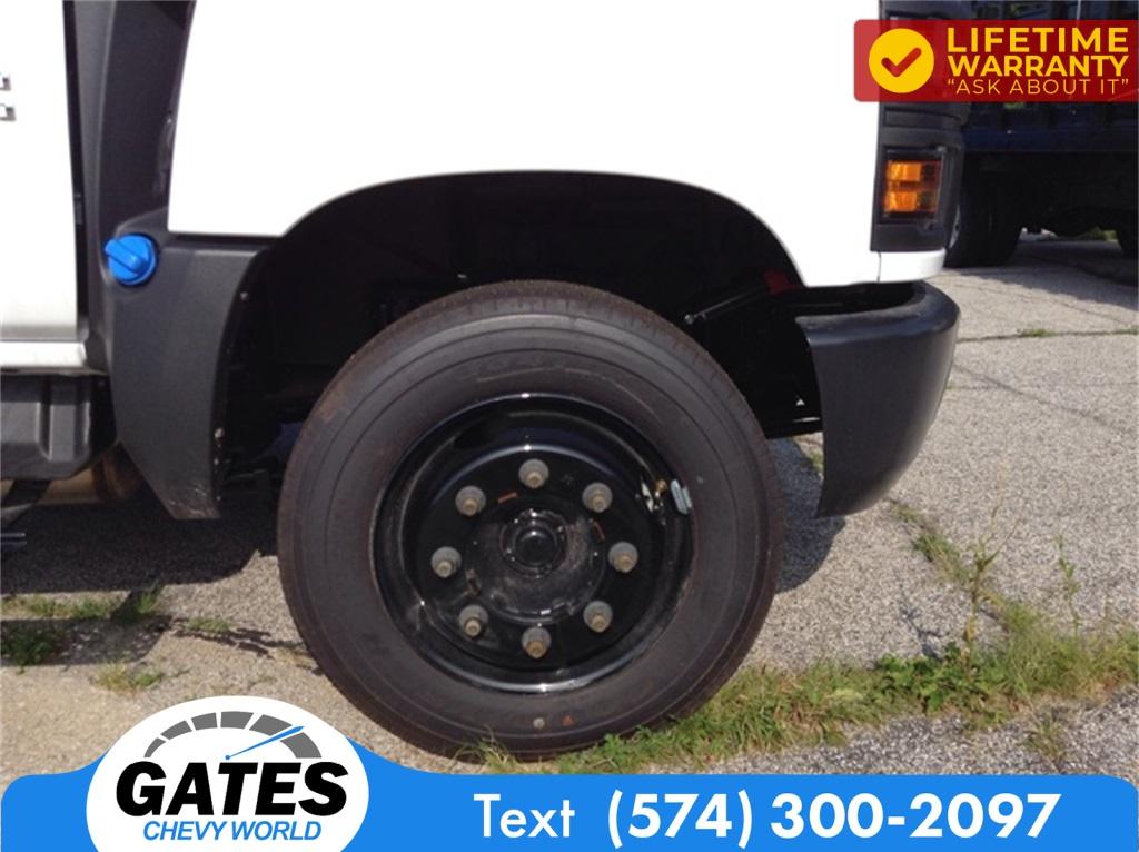 2019 Chevrolet Silverado 4500 Regular Cab DRW 4x2, Monroe MTE-Zee Landscape Dump #M5724 - photo 15