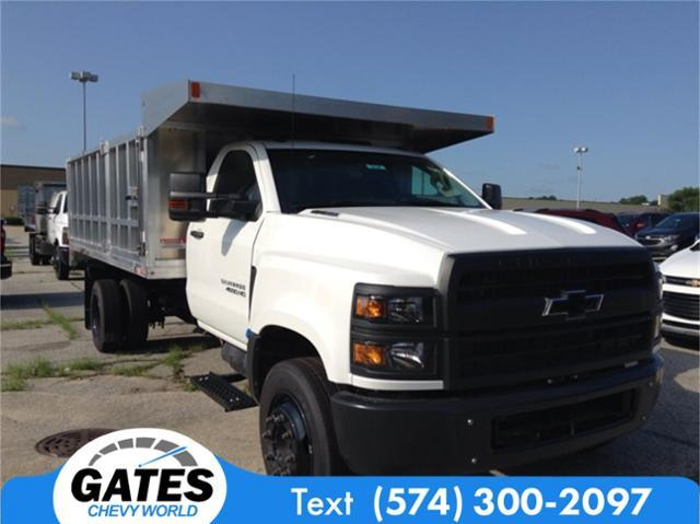 2019 Chevrolet Silverado 4500 Regular Cab DRW RWD, Monroe Landscape Dump #M5724 - photo 1