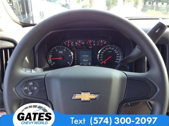 2019 Chevrolet Silverado 4500 Regular Cab DRW 4x2, Monroe MTE-Zee Landscape Dump #M5724 - photo 12