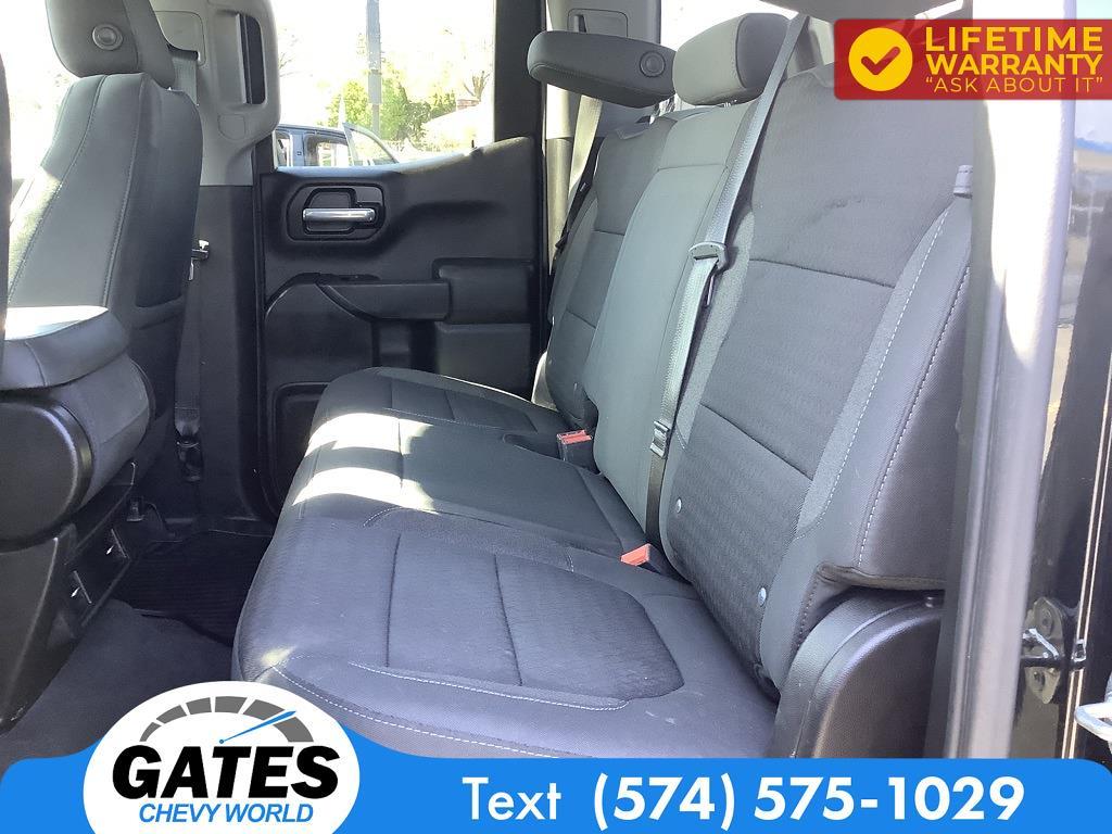 2020 Chevrolet Silverado 1500 Double Cab 4x4, Pickup #M5763P - photo 21