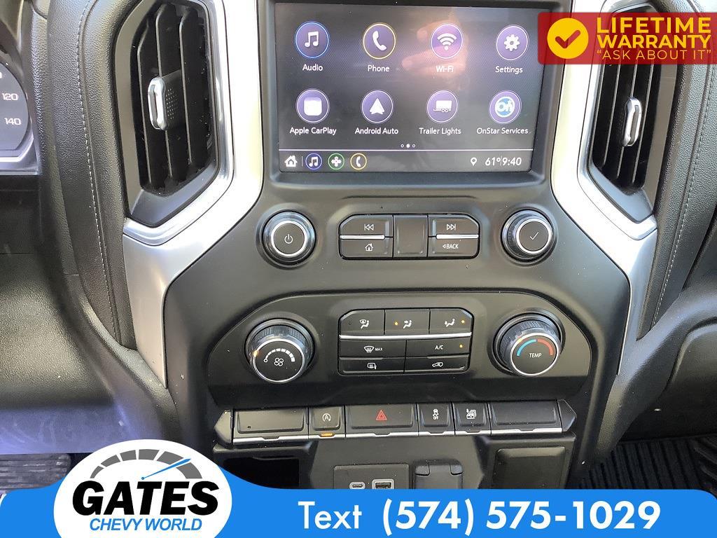 2020 Chevrolet Silverado 1500 Double Cab 4x4, Pickup #M5763P - photo 4