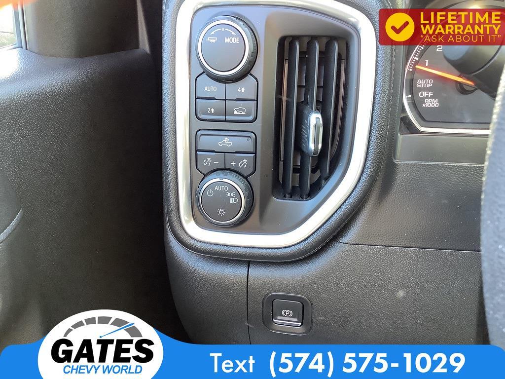2020 Chevrolet Silverado 1500 Double Cab 4x4, Pickup #M5763P - photo 8