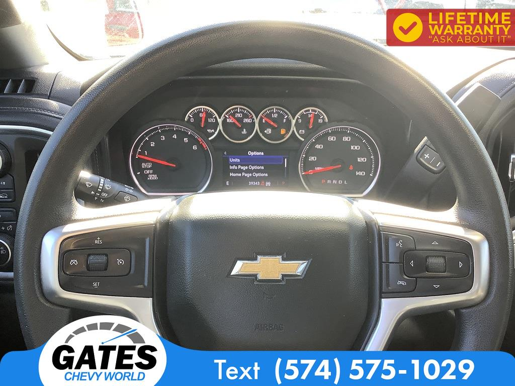 2020 Chevrolet Silverado 1500 Double Cab 4x4, Pickup #M5763P - photo 10
