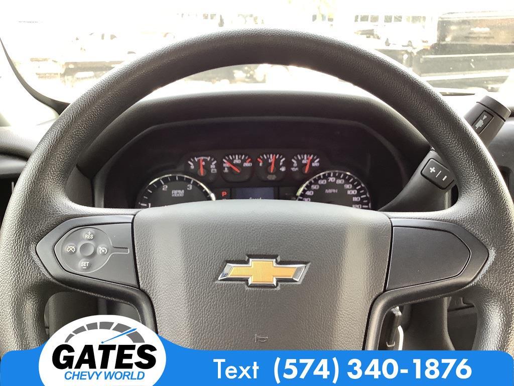 2019 Chevrolet Silverado 4500 Regular Cab DRW 4x2, Freedom GrassPro Dovetail Landscape #M5772 - photo 12