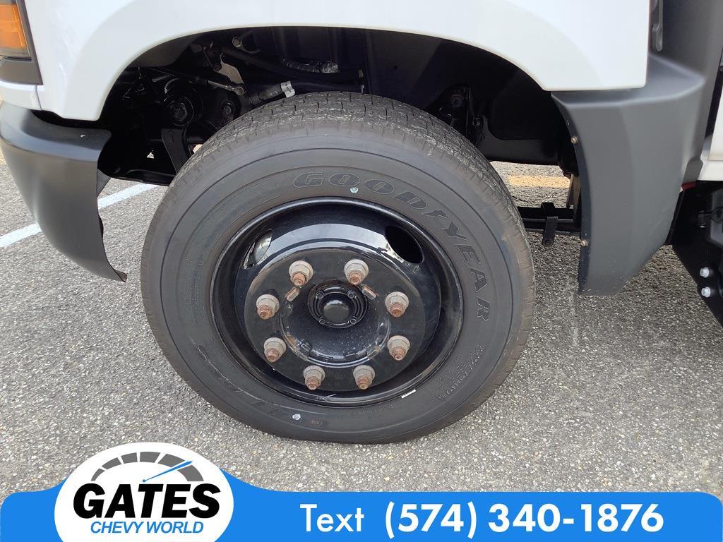 2019 Chevrolet Silverado 4500 Regular Cab DRW 4x2, Freedom GrassPro Dovetail Landscape #M5772 - photo 15