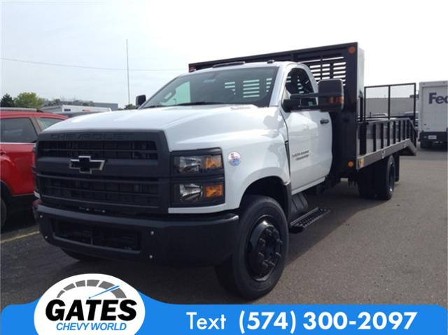 2019 Silverado 4500 Regular Cab DRW 4x2,  Monroe Dovetail Landscape #M5772 - photo 1