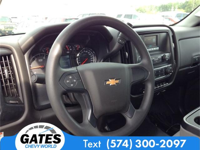 2019 Silverado 4500 Regular Cab DRW 4x2, Freedom GrassPro Dovetail Landscape #M5772 - photo 7