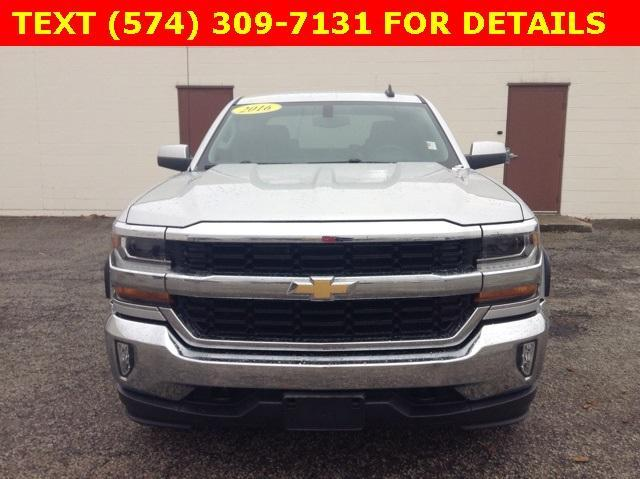 2016 Silverado 1500 Crew Cab 4x4, Pickup #M5793B - photo 3
