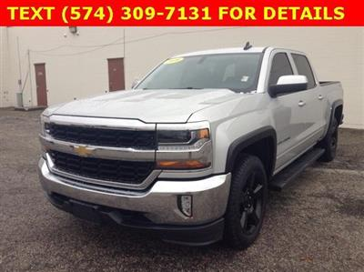 2016 Silverado 1500 Crew Cab 4x4, Pickup #M5793B - photo 4