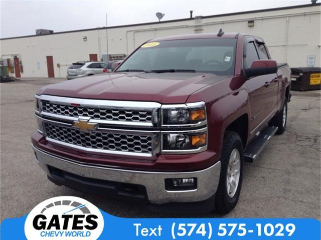 2015 Silverado 1500 Double Cab 4x4, Pickup #M5793C - photo 1