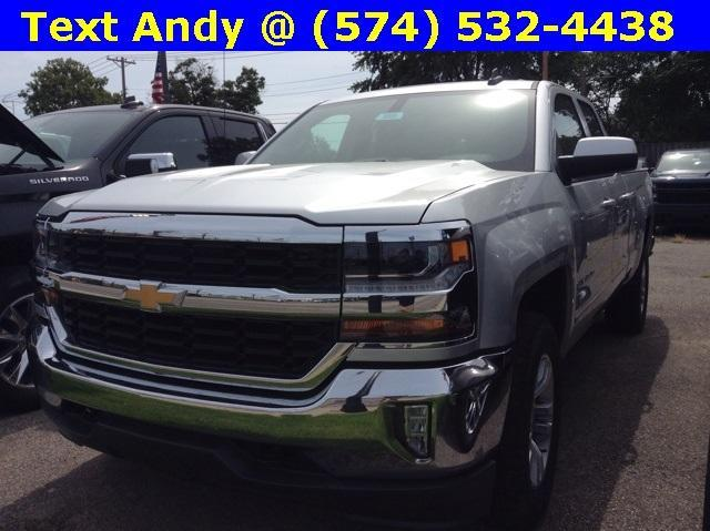 2019 Silverado 1500 Double Cab 4x4,  Pickup #M5809 - photo 1