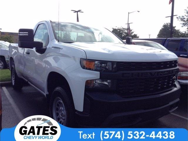 2020 Silverado 1500 Regular Cab 4x4, Pickup #M5829 - photo 3