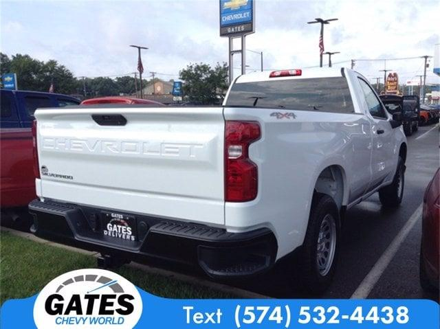 2020 Silverado 1500 Regular Cab 4x4, Pickup #M5829 - photo 4