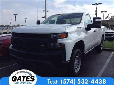 2020 Silverado 1500 Regular Cab 4x4, Pickup #M5829 - photo 1