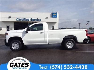 2020 Silverado 1500 Regular Cab 4x4, Pickup #M5829 - photo 5