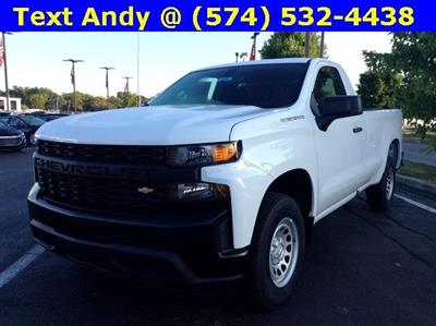 2020 Silverado 1500 Regular Cab 4x2, Pickup #M5834 - photo 1