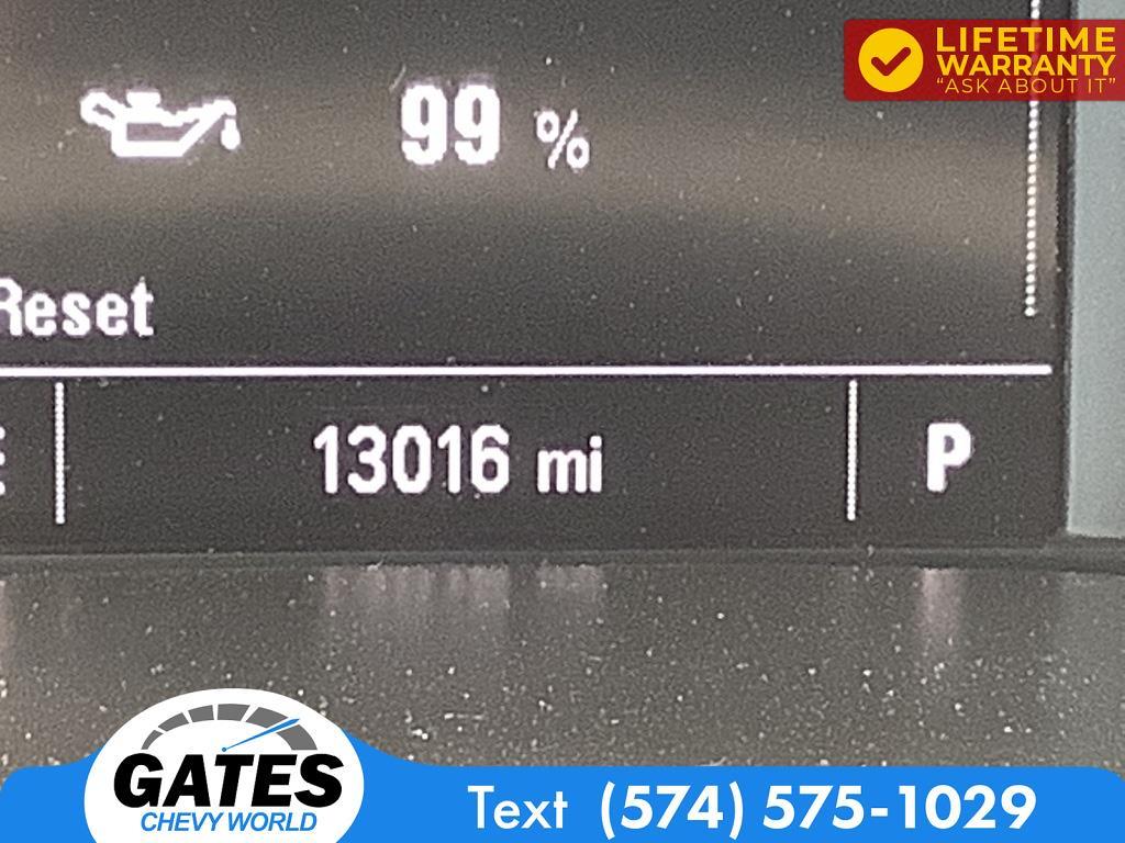 2021 Chevrolet Colorado Extended Cab 4x4, Pickup #M5835K - photo 13