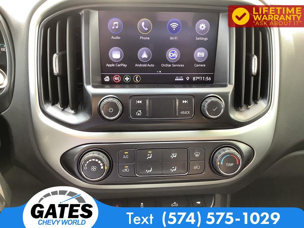 2021 Chevrolet Colorado Extended Cab 4x4, Pickup #M5835K - photo 14