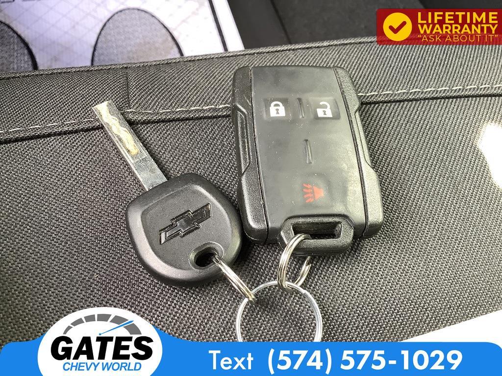 2021 Chevrolet Colorado Extended Cab 4x4, Pickup #M5835K - photo 19