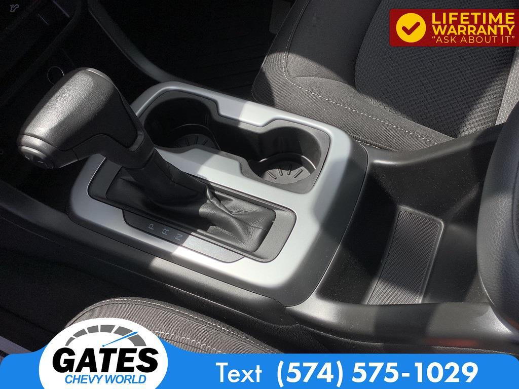 2021 Chevrolet Colorado Extended Cab 4x4, Pickup #M5835K - photo 20