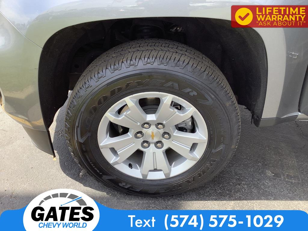 2021 Chevrolet Colorado Extended Cab 4x4, Pickup #M5835K - photo 21