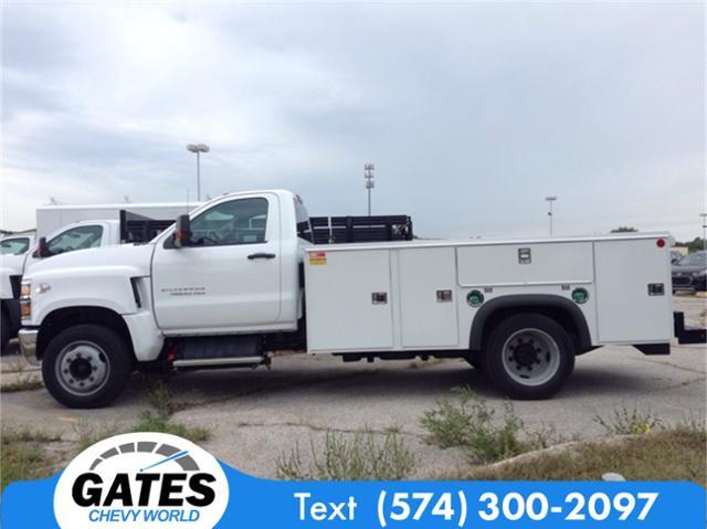 2019 Silverado 4500 Regular Cab DRW 4x2,  Monroe MSS II Service Body #M5837 - photo 4
