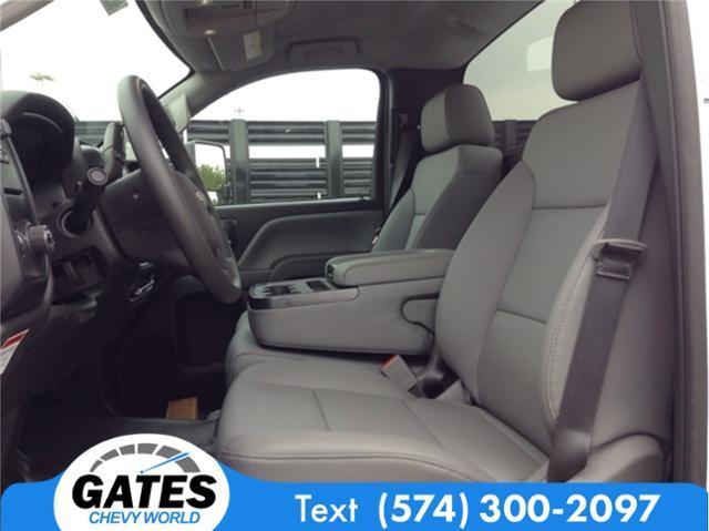 2019 Silverado 4500 Regular Cab DRW 4x2, Monroe MSS II Service Body #M5837 - photo 8