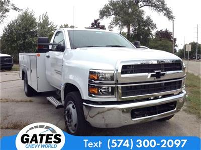 2019 Silverado 4500 Regular Cab DRW 4x2, Monroe MSS II Service Body #M5837 - photo 3