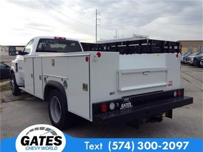 2019 Silverado 4500 Regular Cab DRW 4x2, Monroe MSS II Service Body #M5837 - photo 2