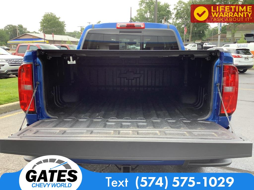 2020 Chevrolet Colorado Crew Cab 4x4, Pickup #M7719A - photo 13