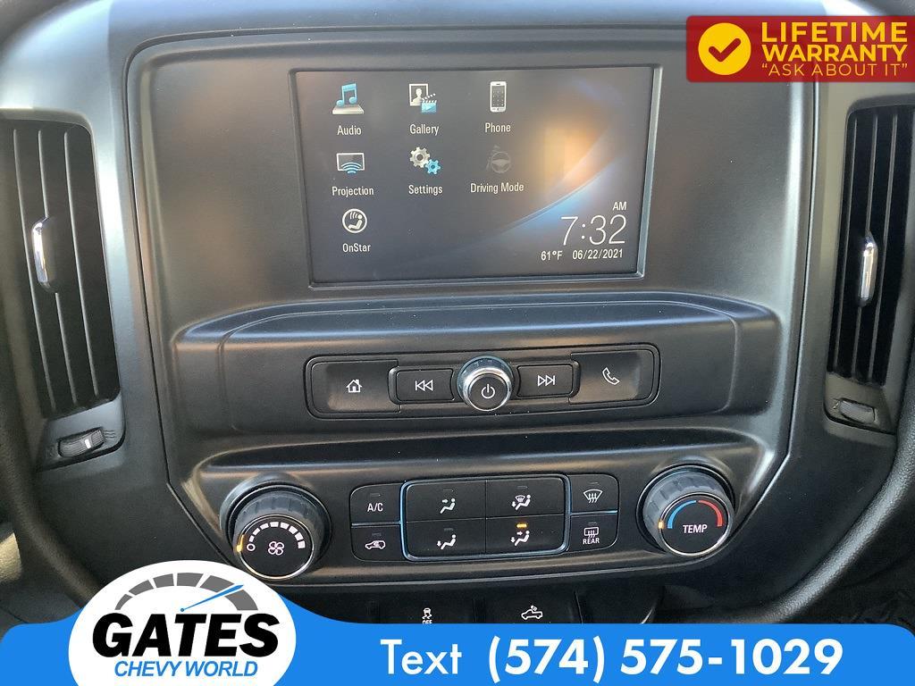 2017 Chevrolet Silverado 1500 Double Cab 4x4, Pickup #M5902P1A - photo 5