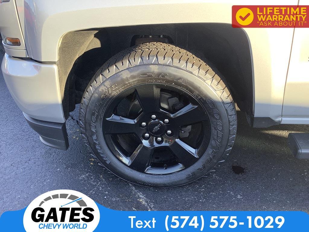 2017 Chevrolet Silverado 1500 Double Cab 4x4, Pickup #M5902P1A - photo 11