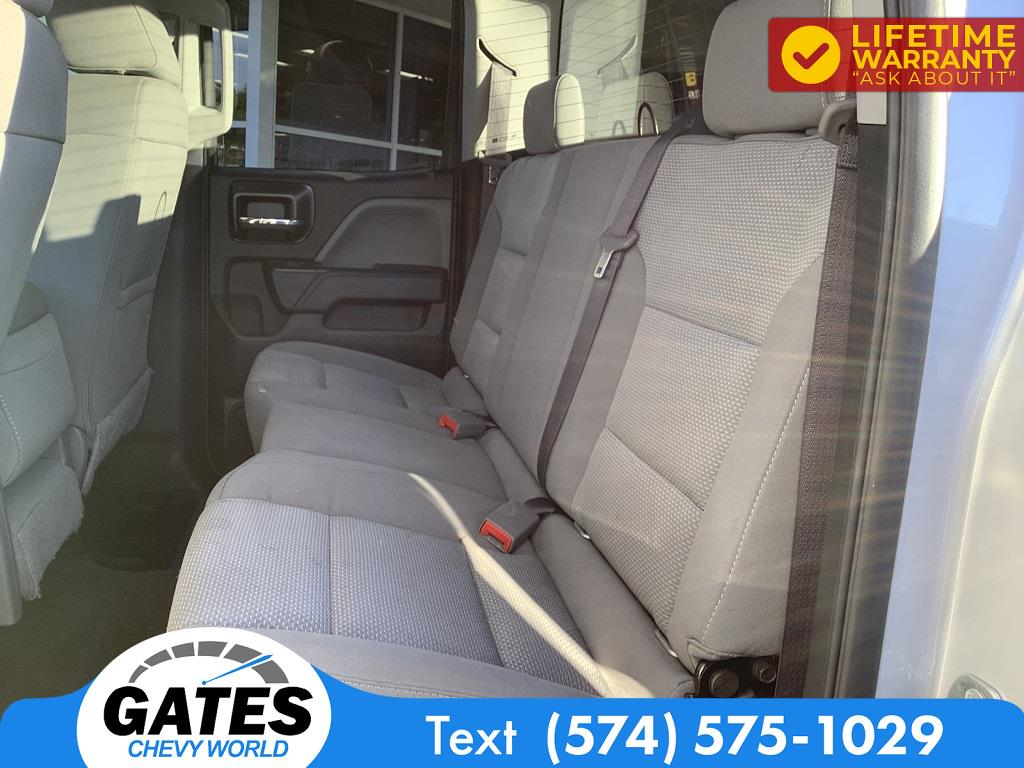 2017 Chevrolet Silverado 1500 Double Cab 4x4, Pickup #M5902P1A - photo 30