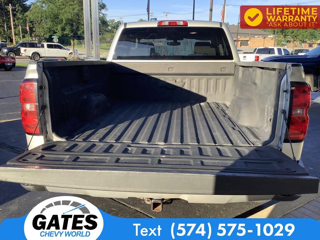 2017 Chevrolet Silverado 1500 Double Cab 4x4, Pickup #M5902P1A - photo 26