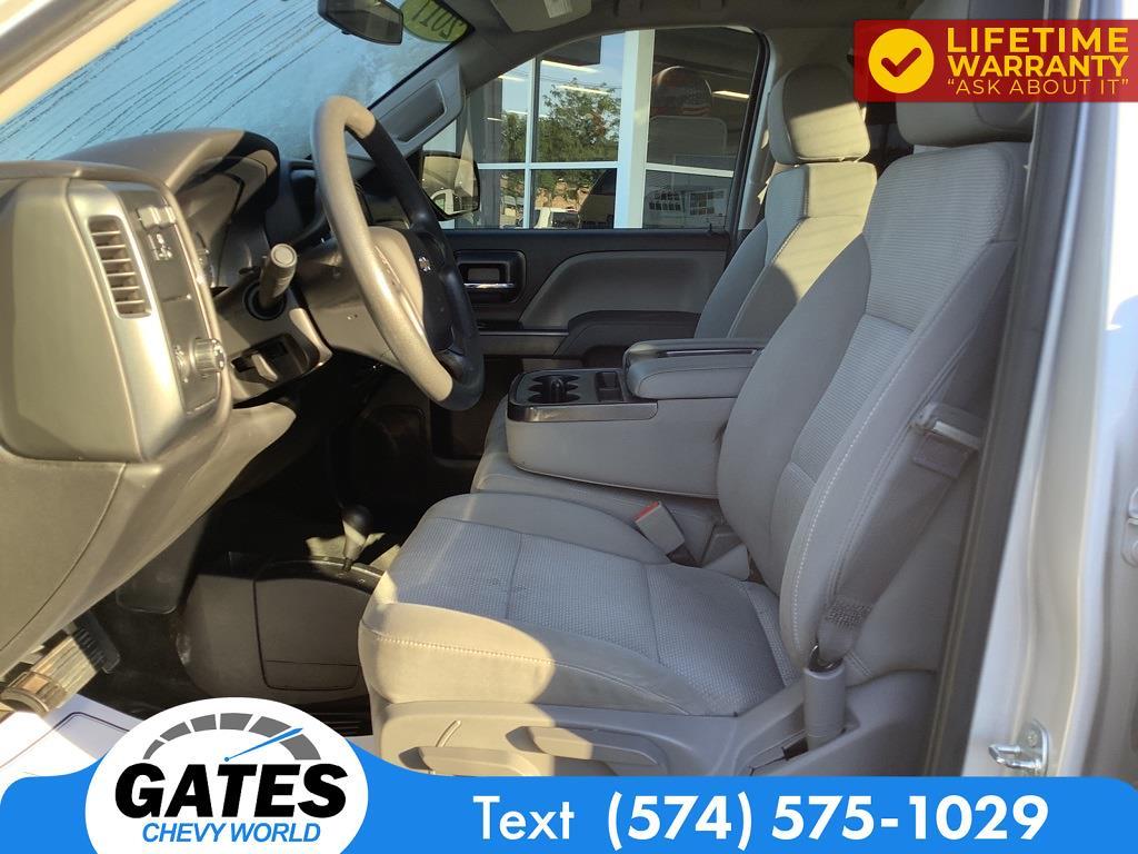 2017 Chevrolet Silverado 1500 Double Cab 4x4, Pickup #M5902P1A - photo 29