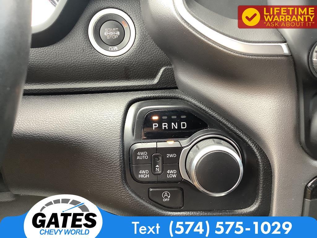 2019 Ram 1500 Quad Cab 4x4, Pickup #M5929K - photo 17