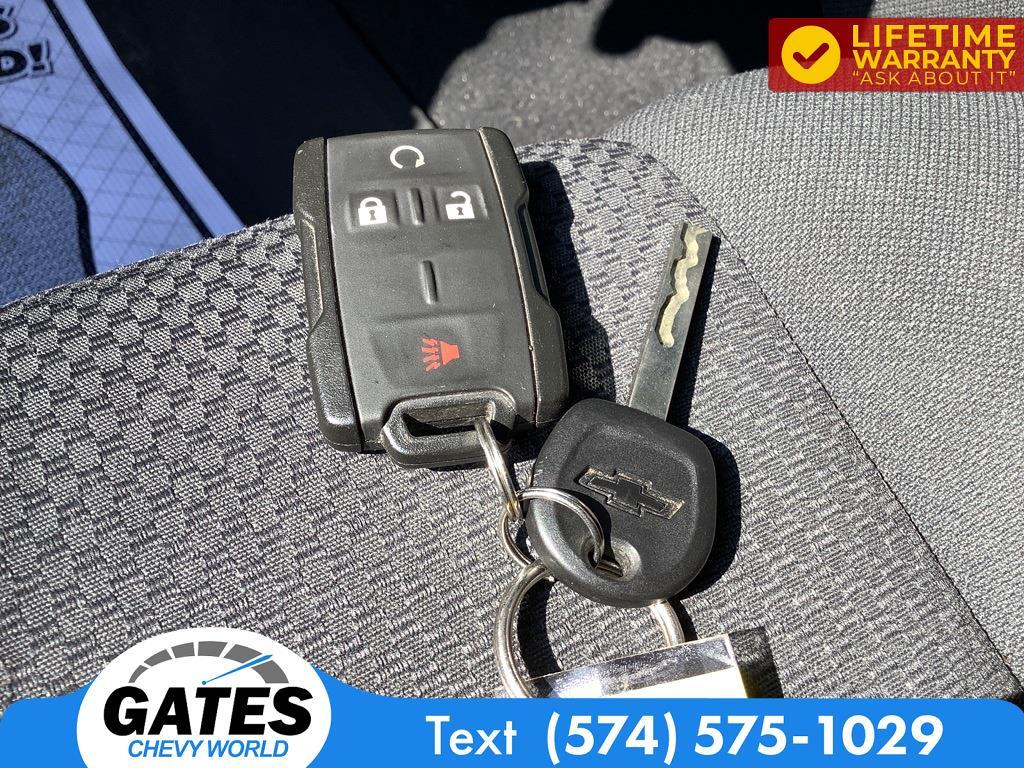 2019 Silverado 1500 Double Cab 4x4,  Pickup #M5929K1 - photo 16