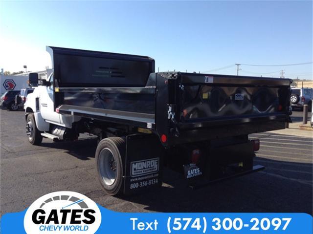 2019 Silverado 4500 Regular Cab DRW 4x2, Monroe Dump Body #M5963 - photo 1