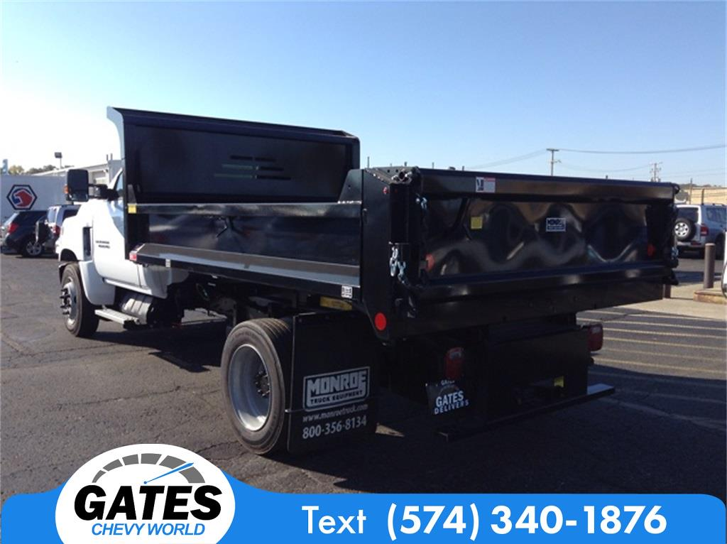2019 Chevrolet Silverado 4500 Regular Cab DRW 4x2, Monroe MTE-Zee Dump Body #M5963 - photo 2